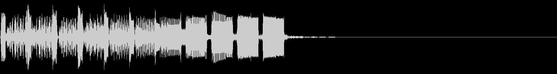 [8Bit]レトロゲーム系SE-01の未再生の波形