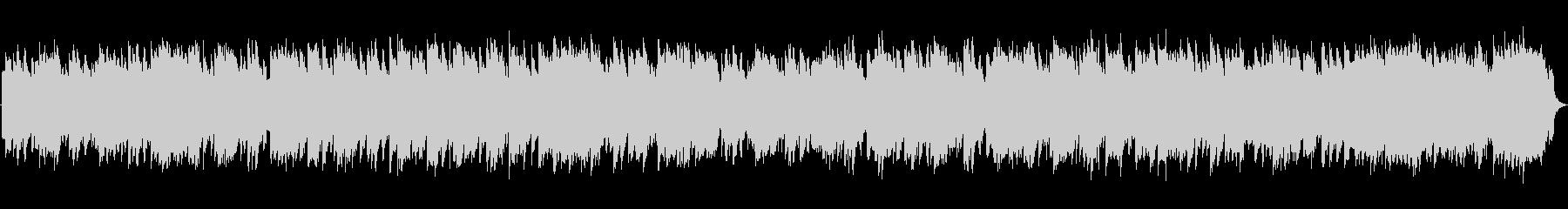 RPGのタイトル画面向け切ないBGMの未再生の波形