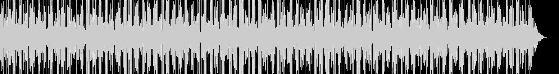 切ない雰囲気 エレピが印象的なリズミカルの未再生の波形