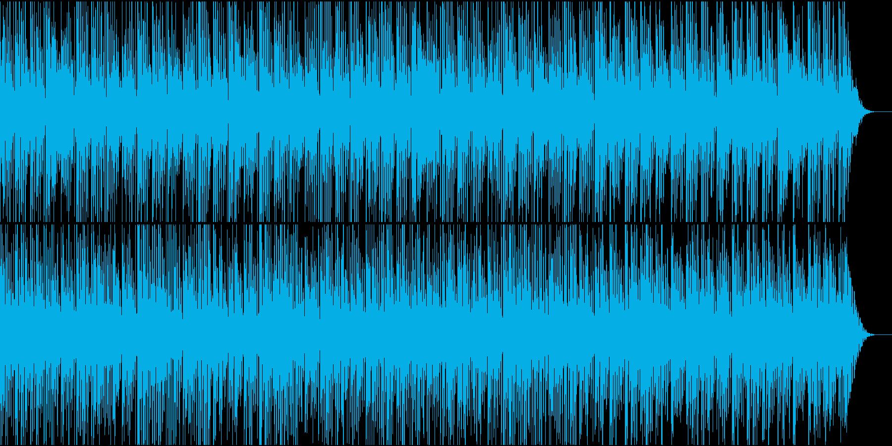 切ない雰囲気 エレピが印象的なリズミカルの再生済みの波形