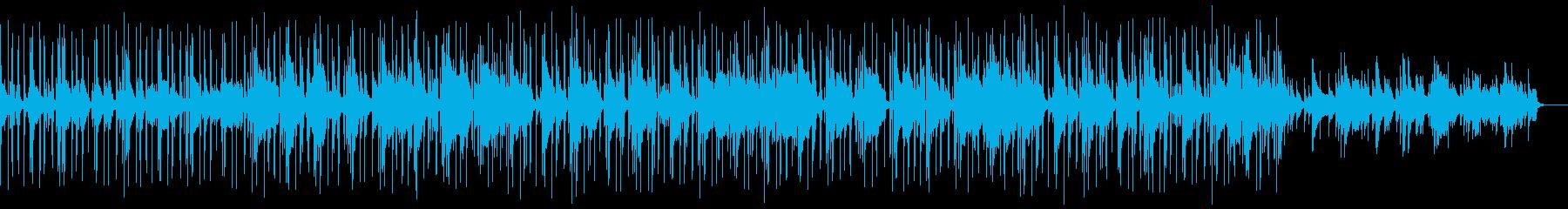チルアウト/まったりヒップホップジャズの再生済みの波形