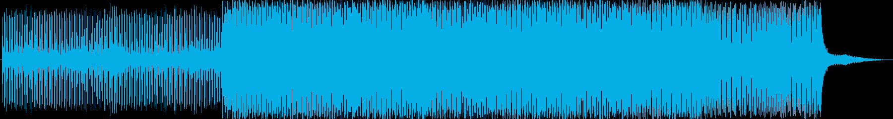 ドリーミング、アルペジオ、シーケン...の再生済みの波形