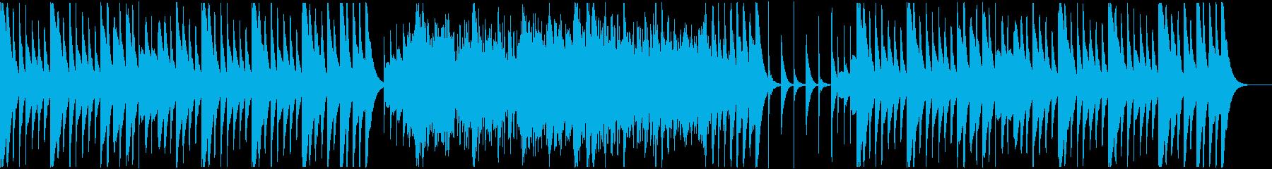 Marimba Cookingの再生済みの波形