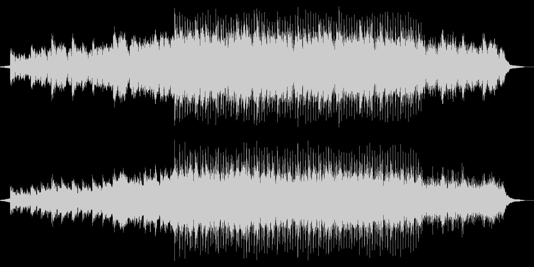 ポップ テクノ 現代的 交響曲 モ...の未再生の波形