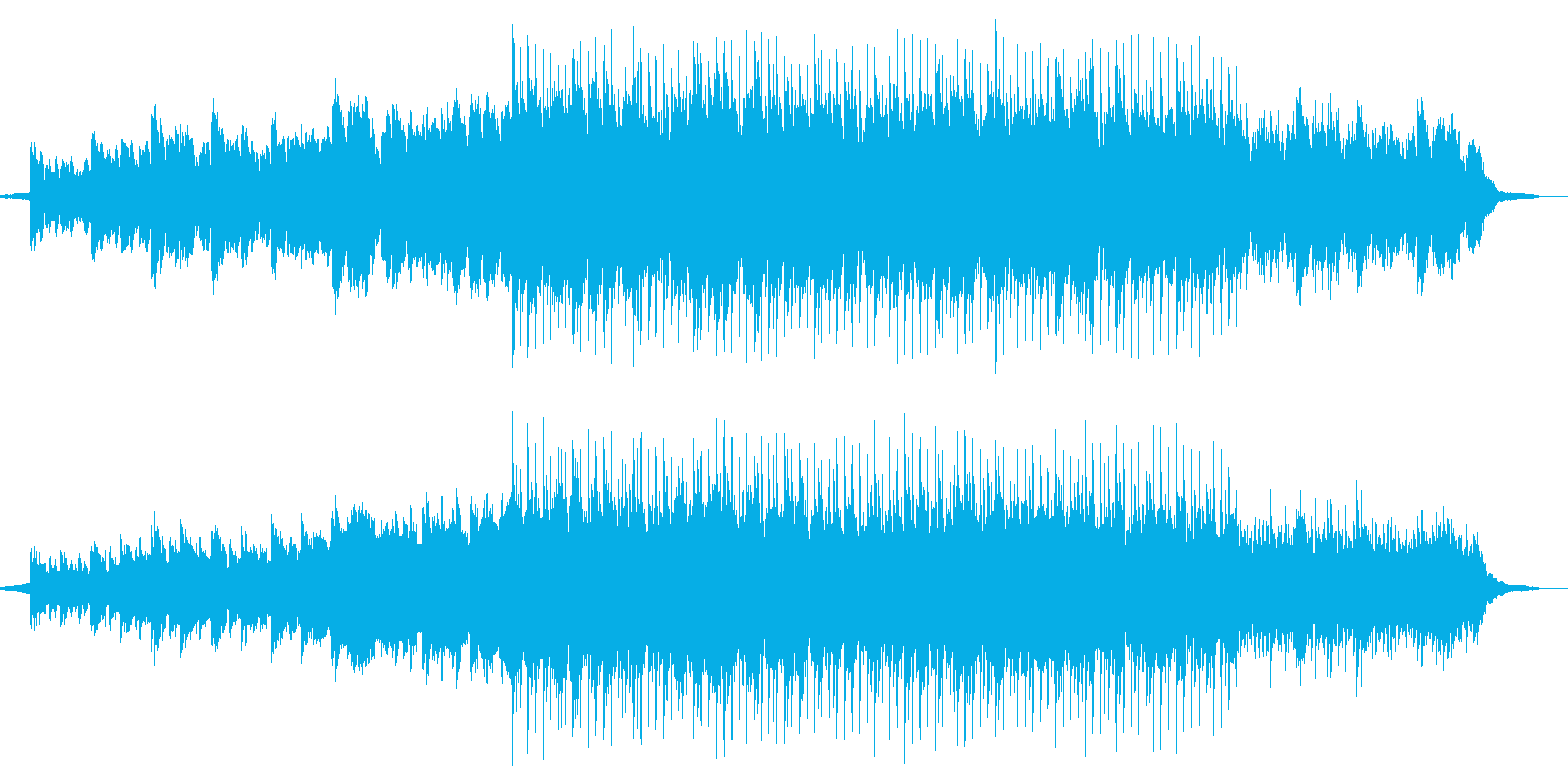 ポップ テクノ 現代的 交響曲 モ...の再生済みの波形