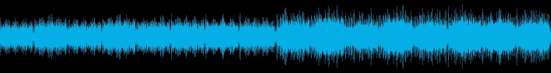 レトロなプレリュード(ゲーム画面などに)の再生済みの波形