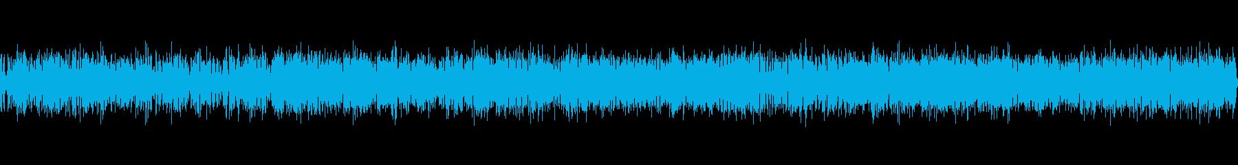 稚魚!持続的なピーク電力への一定の...の再生済みの波形