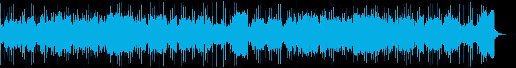 和サウンドによるさくらさくらの再生済みの波形