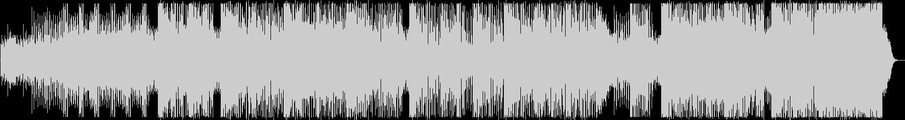 ダークでエッジの効いたシンセとサン...の未再生の波形