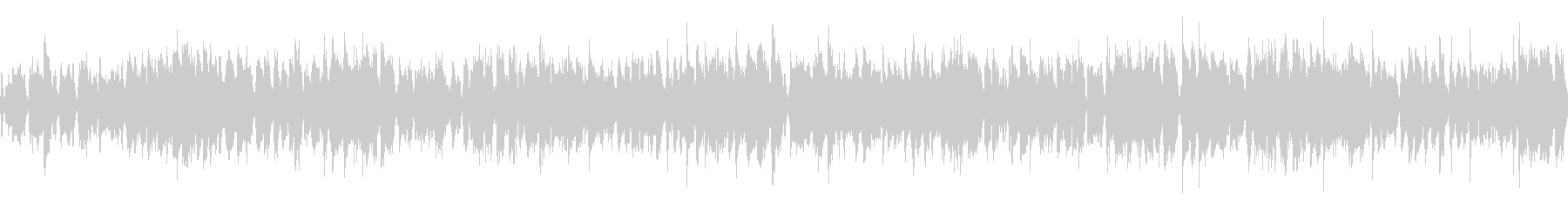 Nu-Jazzです。1分9秒、ループ可の未再生の波形