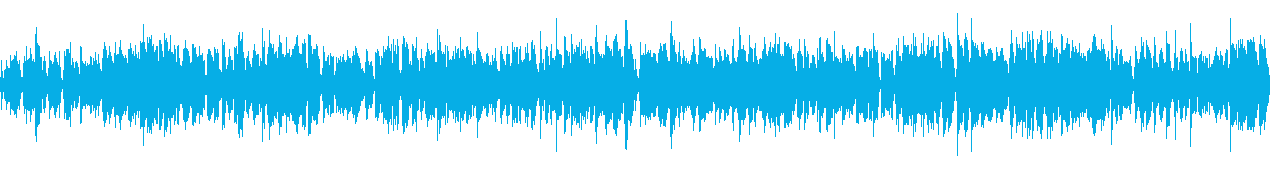 Nu-Jazzです。1分9秒、ループ可の再生済みの波形