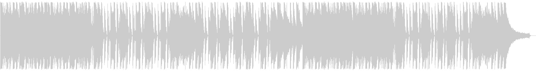 シンプルで明るいピアノ+リズム。プレゼ…の未再生の波形