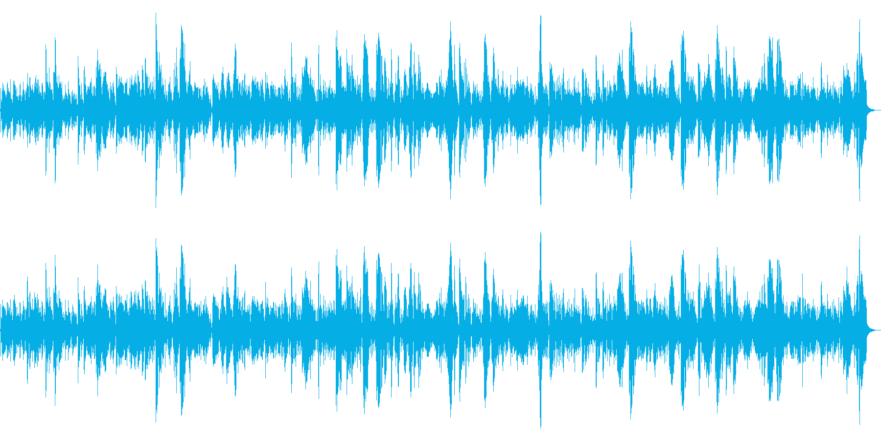 静寂な夜に聴きたい大人のジャズバラードの再生済みの波形