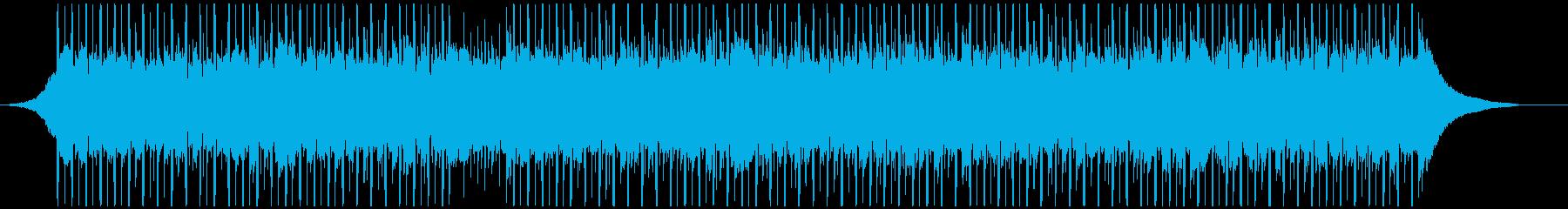モダンテクノロジー(中)の再生済みの波形