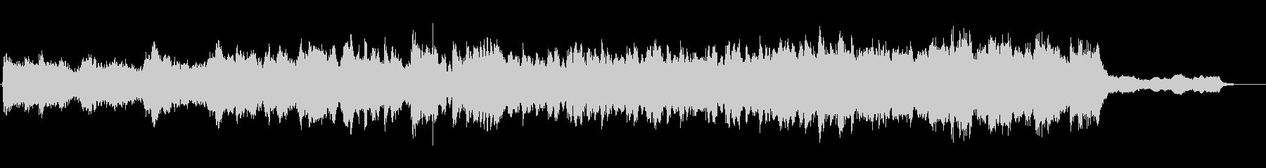 ティンパニのヒットと強力な弦のトレ...の未再生の波形