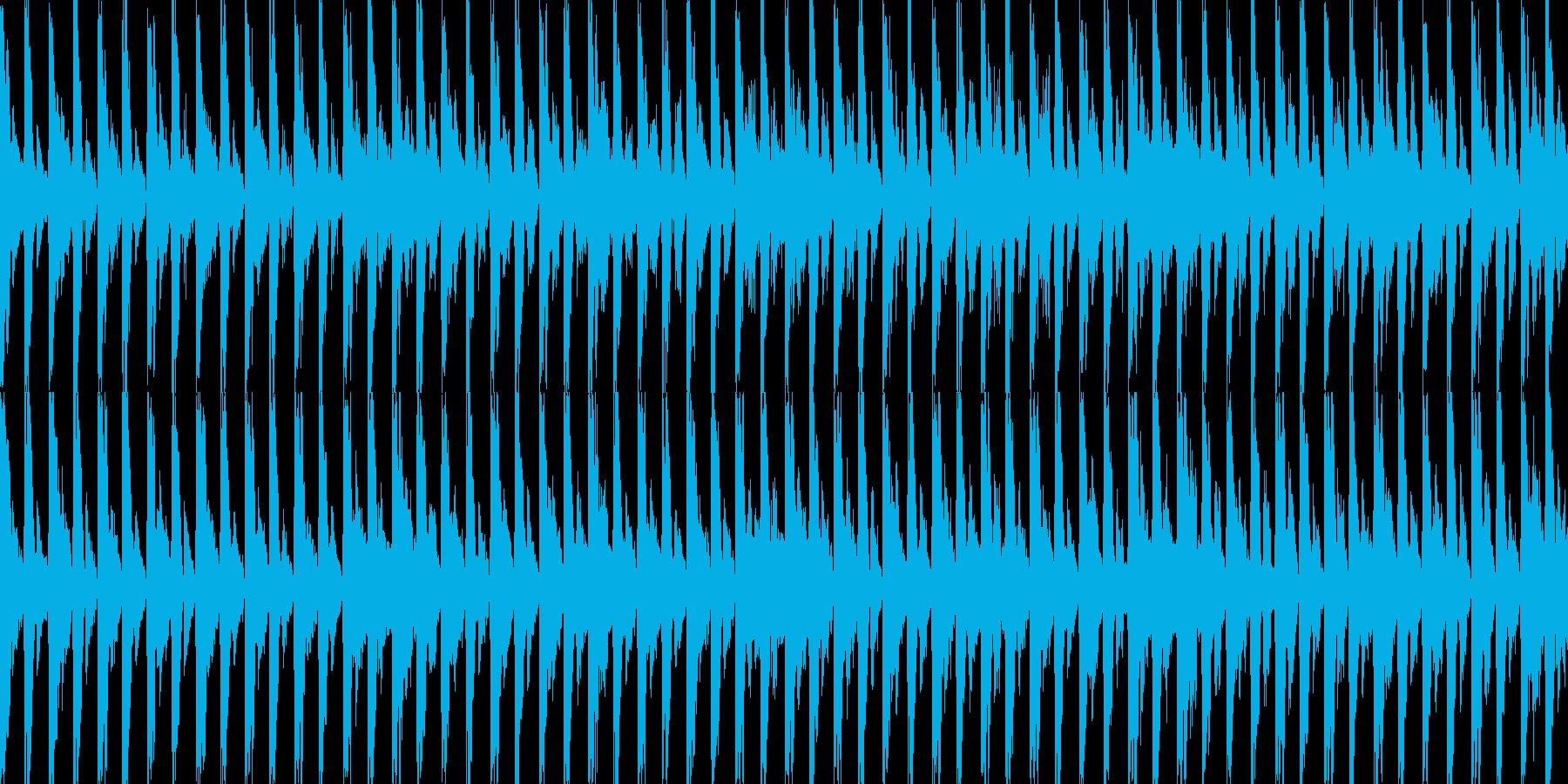 進歩的な技術/ハウス。容赦ない、し...の再生済みの波形