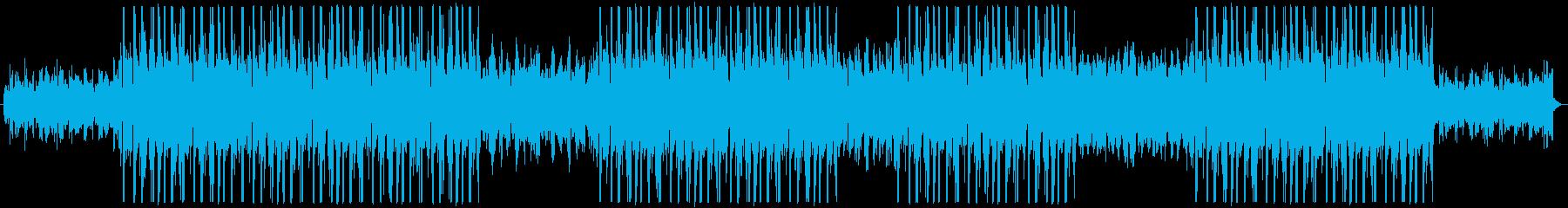 バウンシーなトラップソウル、チルアウト♪の再生済みの波形
