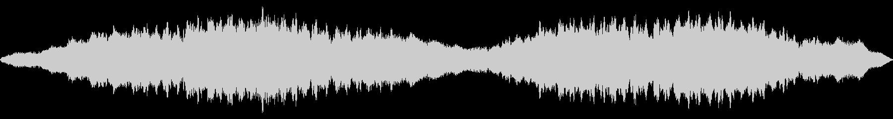 ディープスペースパート2の未再生の波形
