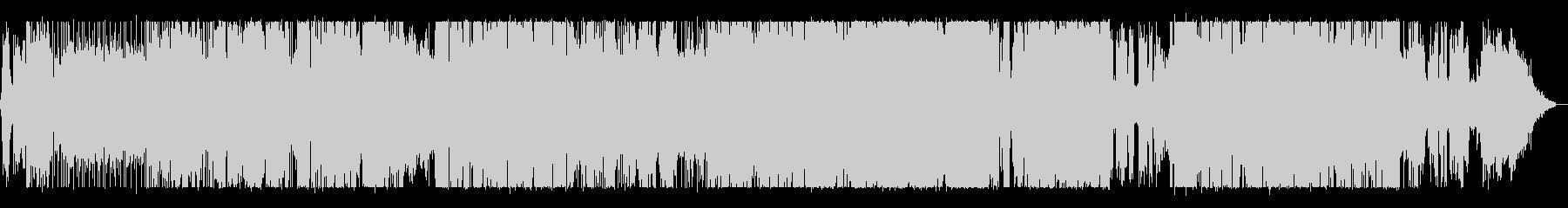 ピアノとAGが作る穏やかな歌ものポップスの未再生の波形