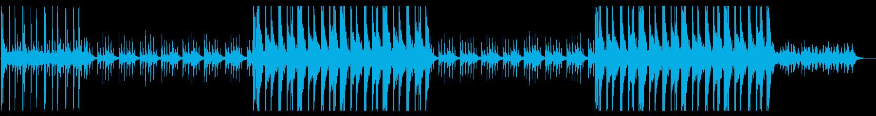 ローファイ チルアウト R&Bの再生済みの波形