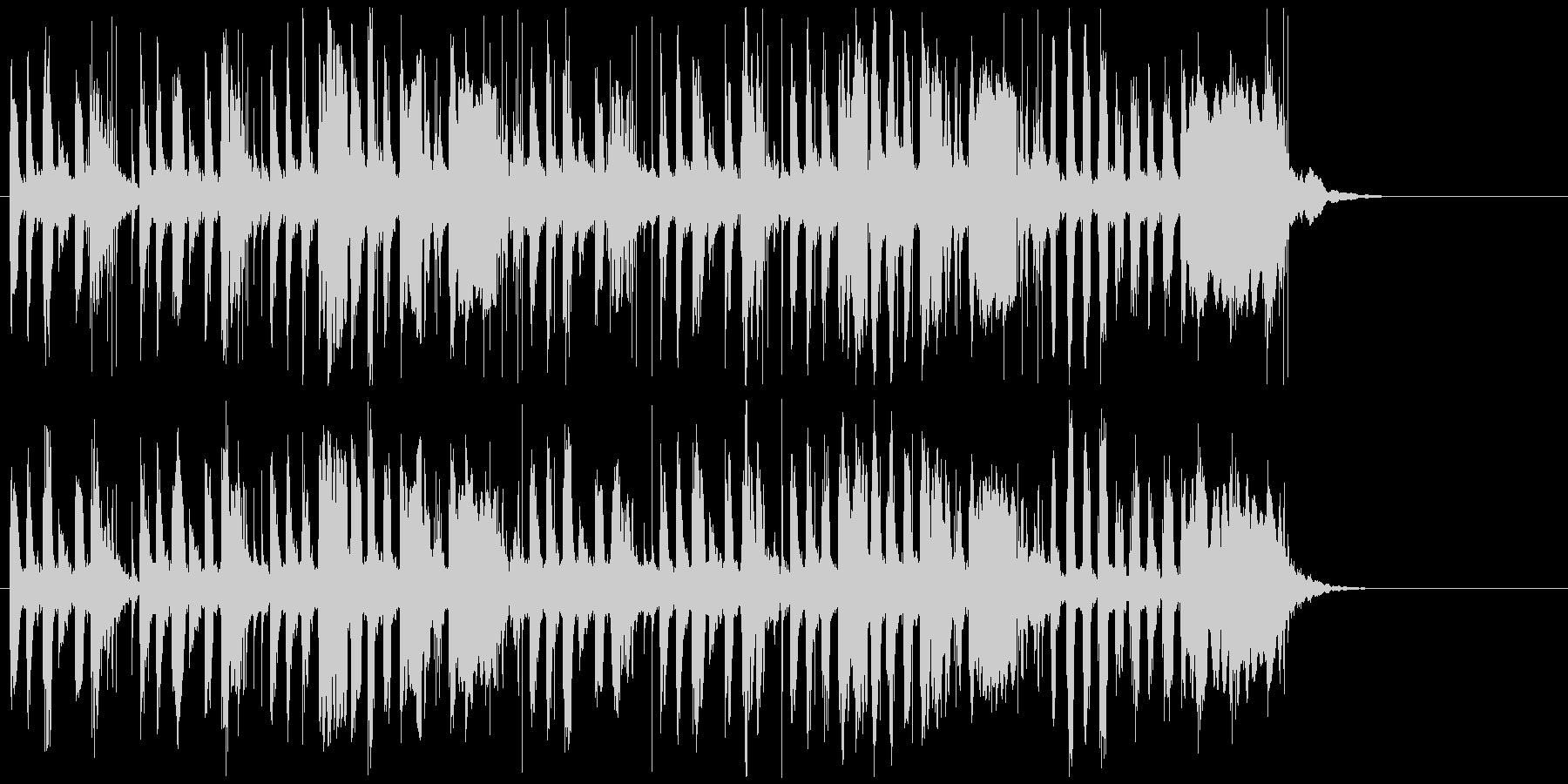 ほのぼの楽しいジングル 口笛で明るく陽気の未再生の波形