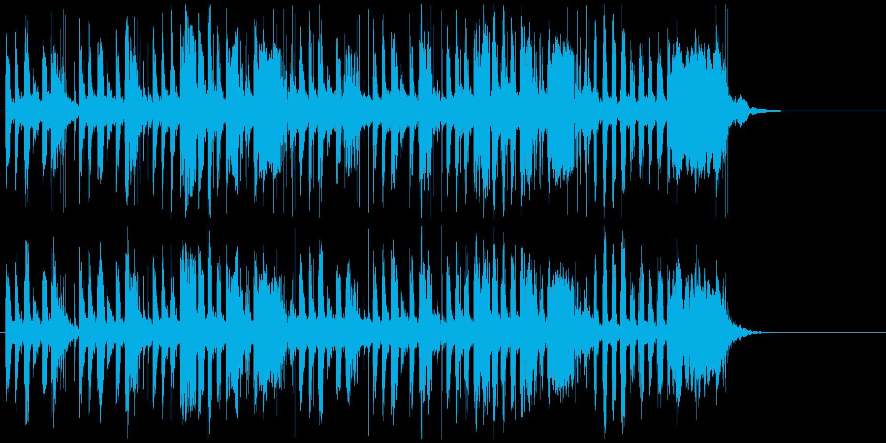 ほのぼの楽しいジングル 口笛で明るく陽気の再生済みの波形