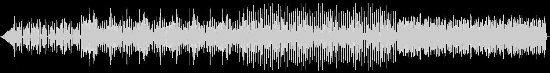 【明るくポップなハウスミュージック】の未再生の波形