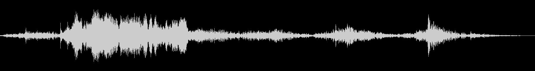 メタリックメタルムーブメント-ヘビ...の未再生の波形