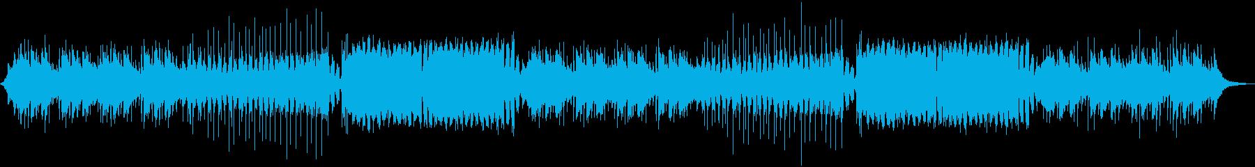 EDM・明るい・爽やか・パワフルの再生済みの波形
