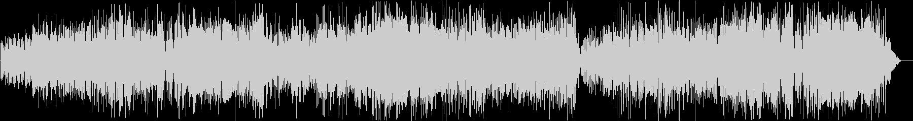 ジャズインスト洗練された複雑なメト...の未再生の波形