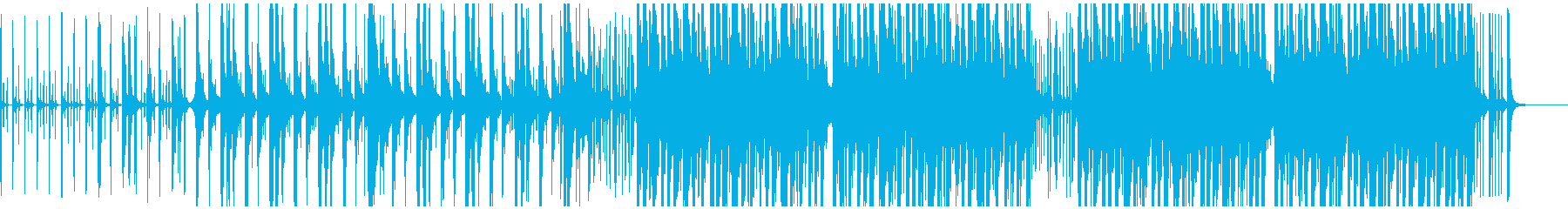 ワールド 民族 ワイルド 打楽器 ...の再生済みの波形