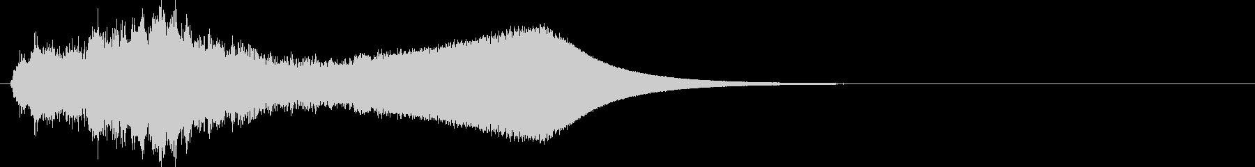 重厚 宇宙 事件 怪しい ドキュメントの未再生の波形