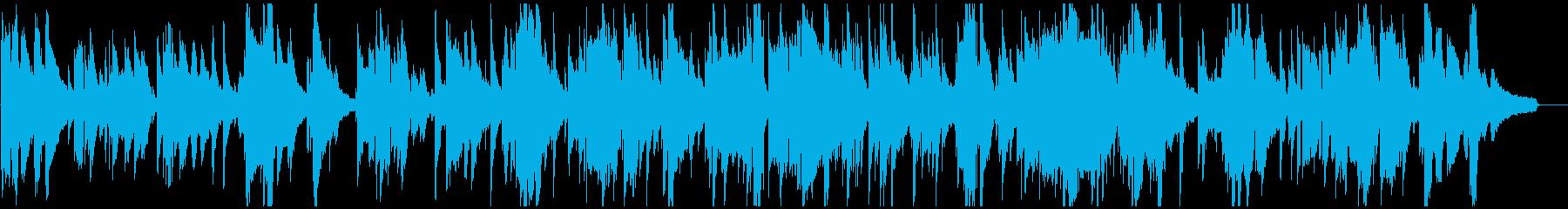 素敵なムードのジャズバラード 生サックスの再生済みの波形