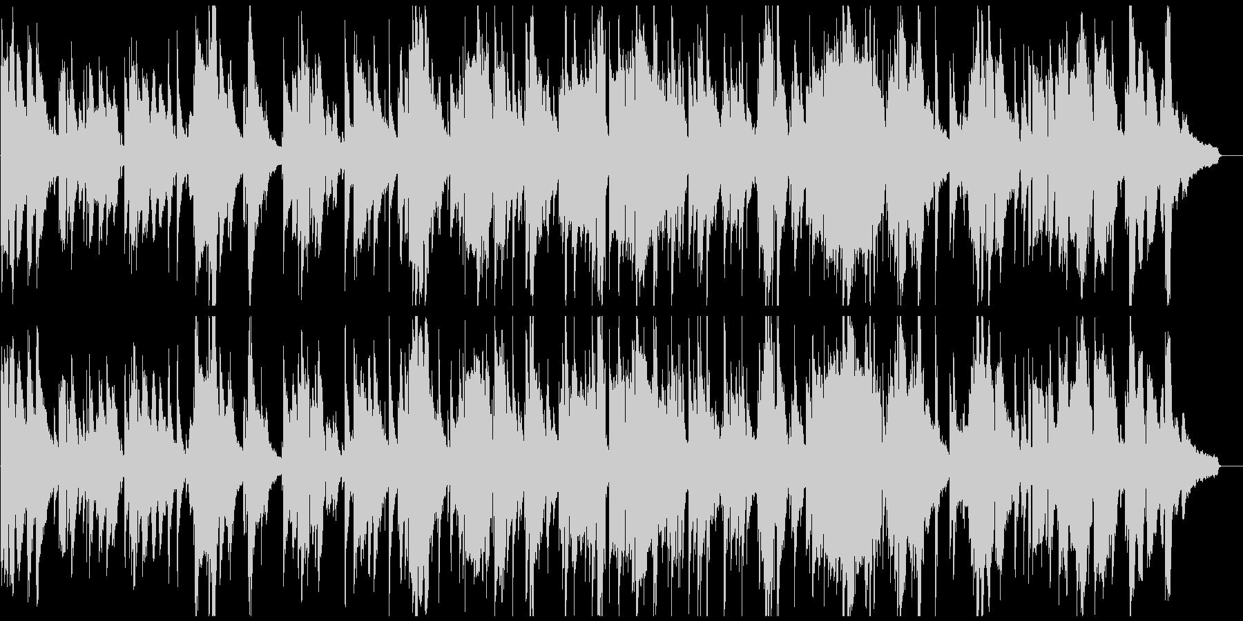 素敵なムードのジャズバラード 生サックスの未再生の波形
