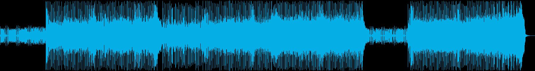 Up Tempo bluesメタル...の再生済みの波形