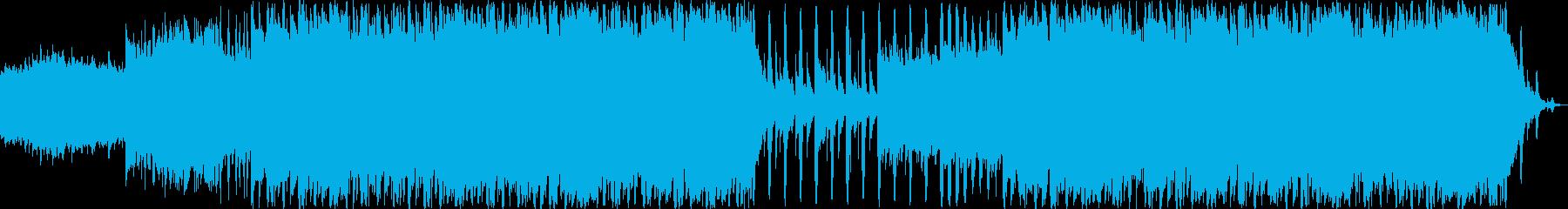 ポップ サスペンス アクション 技...の再生済みの波形