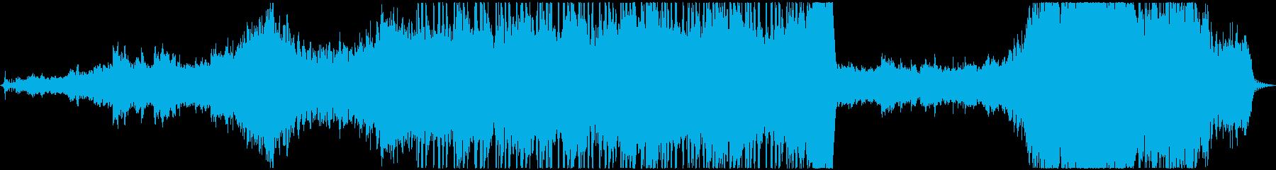 エレクトロ 交響曲 モダン 実験的...の再生済みの波形