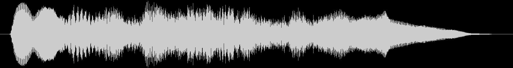 ティーロリロリロリーン(アジア、弦楽器)の未再生の波形