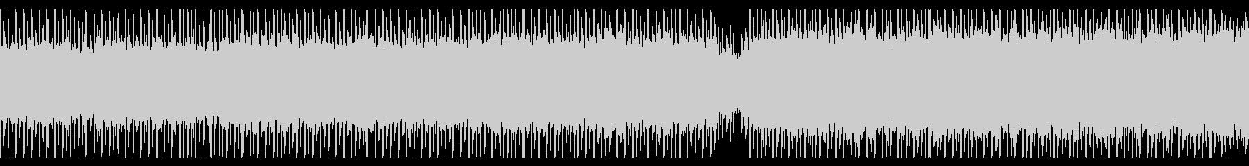 成功への自信(ループ)の未再生の波形