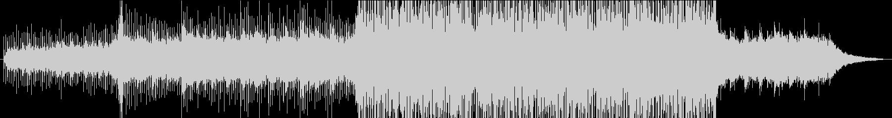 Foley/感動的なエレクトロニカ の未再生の波形