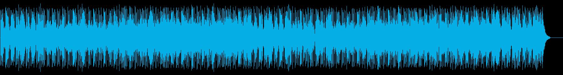 クルーズする優雅なポップ(フルサイズ)の再生済みの波形