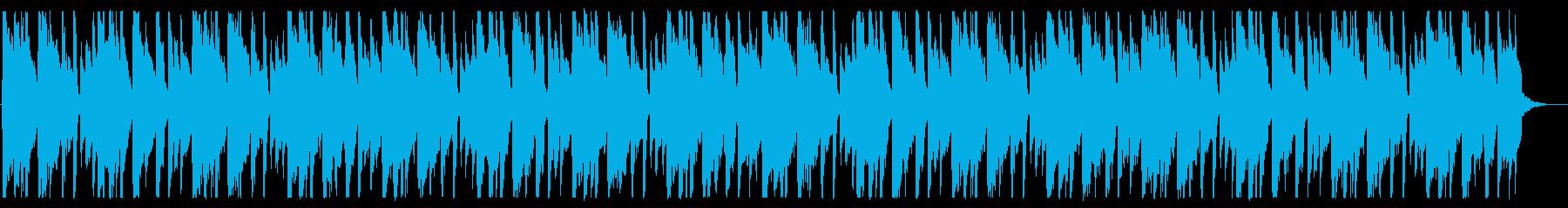 アーバン/都会/R&B_No458_5の再生済みの波形
