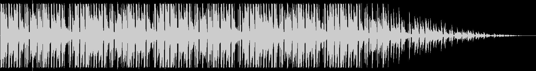 ビートの強いヒップホップ_No445_5の未再生の波形