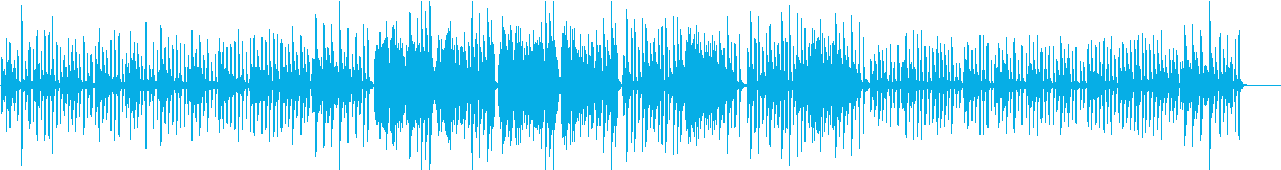 ゴセック/ガヴォット/へたっぴバイオリンの再生済みの波形