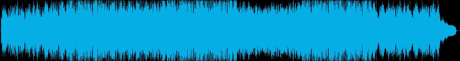 ピアノとストリングス/爽やか系な春夏曲の再生済みの波形