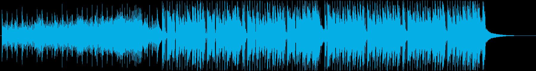 クールで少し悪そうなEDM/ベースハウスの再生済みの波形