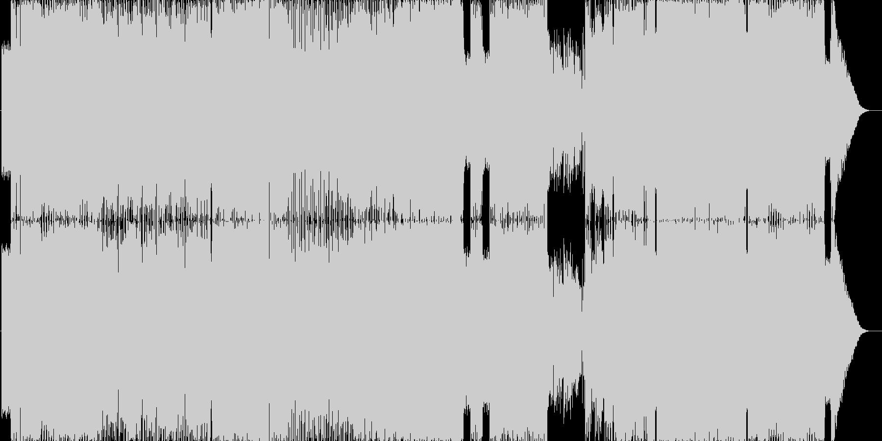 ステラ・ノヴァの未再生の波形