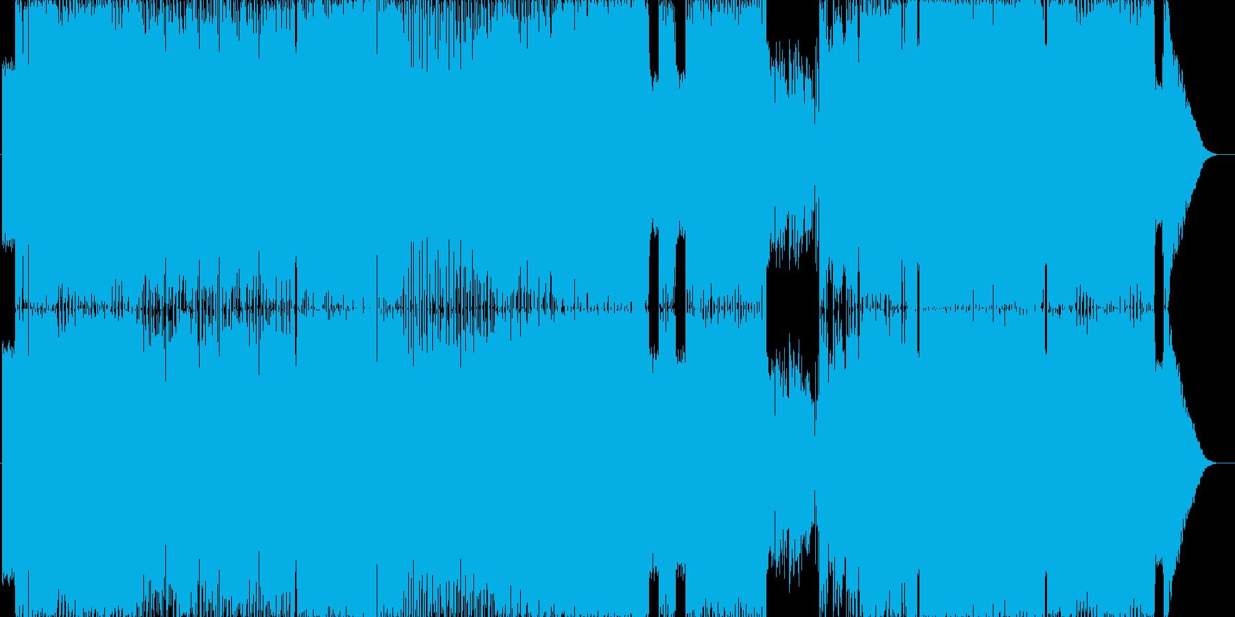 ステラ・ノヴァの再生済みの波形