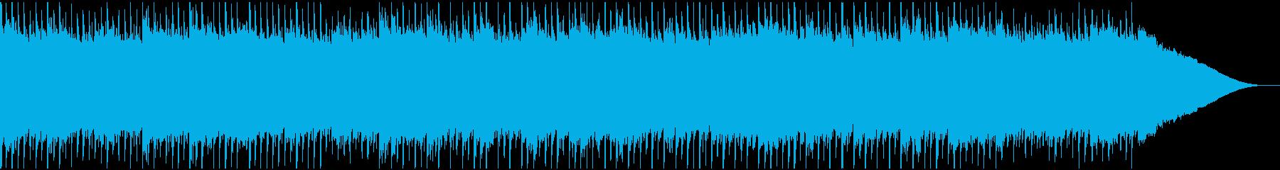 企業VP,コーポレート,ゆったり,60秒の再生済みの波形
