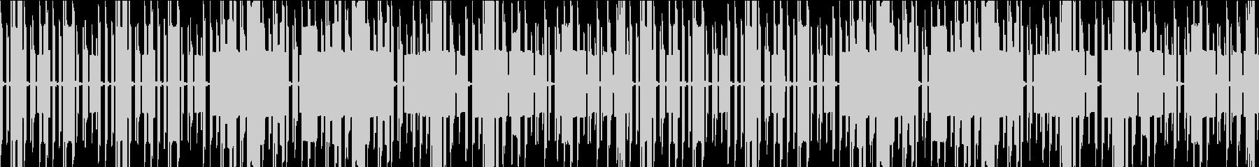FC風ループ 風の吹くままの未再生の波形
